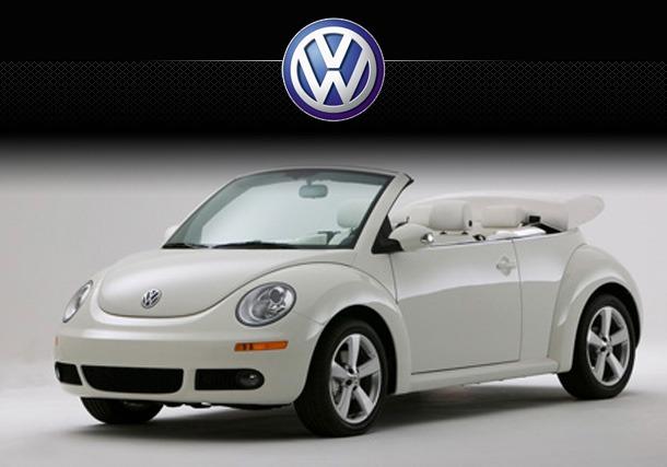 volkswagen beetle rental
