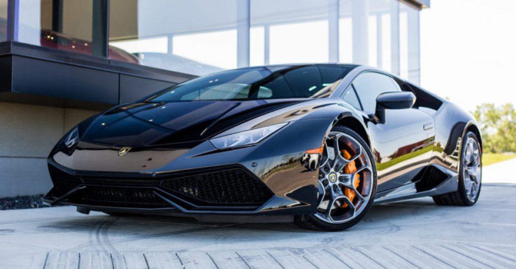 Lamborghini Huracan San Diego Prestige