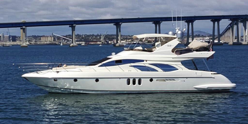 Yacht Rental San Diego - Yacht Charters - San Diego Prestige