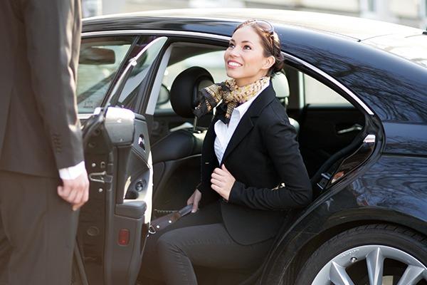 chauffeur custmer